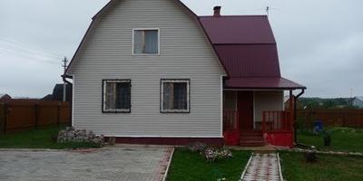Фотографии и отзывы о коттеджном поселке «Петровские дачи» (Серпуховский р-н МО)