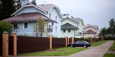 Фотографии и отзывы о коттеджном поселке «Западный парк» (Одинцовский р-н МО)