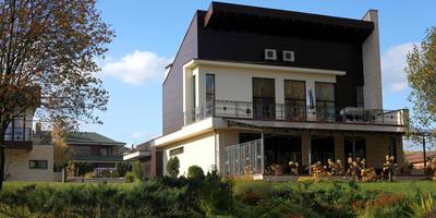 Фотографии и отзывы о коттеджном поселке «Crystal Istra» (Истринский р-н МО)