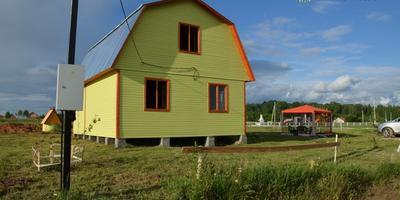Фотографии и отзывы о коттеджном поселке «Вороново Парк» (Можайский р-н МО)