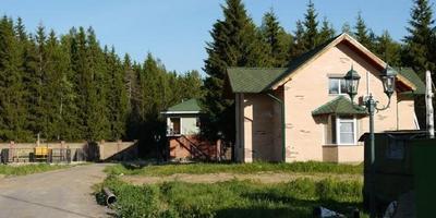 Фотографии и отзывы о коттеджном поселке «Боровик» (Истринский р-н МО)
