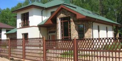 Фотографии и отзывы о коттеджном поселке «Стародачное» (Подольский р-н МО)