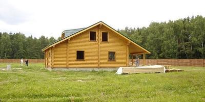Фотографии и отзывы о коттеджном поселке «Еськино» (Чеховский р-н МО)
