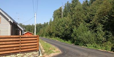 Фотографии и отзывы о коттеджном поселке «Лесная радуга» (Наро-Фоминский р-н МО)