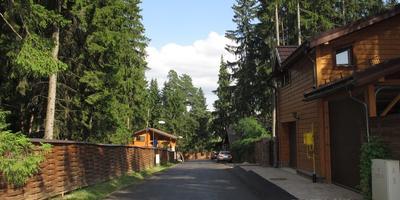 Фотографии и отзывы о коттеджном поселке «Сосновый берег» (Чеховский р-н МО)