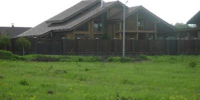 Фотографии и отзывы о коттеджном поселке «Алекс Парк» (Истринский р-н МО)