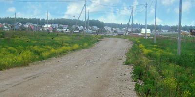 Фотографии и отзывы о коттеджном поселке «Дубининские дачи» (Сергиево-Посадский р-н МО)