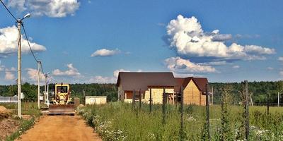 Фотографии и отзывы о коттеджном поселке «Шелково» (Сергиево-Посадский р-н МО)