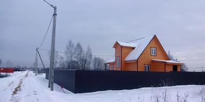 Фотографии и отзывы о коттеджном поселке «Головково-ИЖС» (Клинский р-н МО)