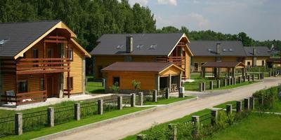 Фотографии и отзывы о коттеджном поселке «Николо-Успенское» (Одинцовский р-н МО)