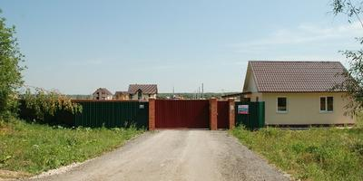 Фотографии и отзывы о коттеджном поселке «У озера» (Чеховский р-н МО)