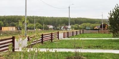 Фотографии и отзывы о коттеджном поселке «Земляничный» (Чеховский р-н МО)