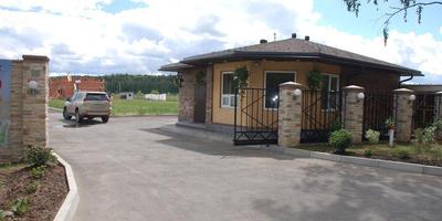 Фотографии и отзывы о коттеджном поселке «Аниково» (Истринский р-н МО)