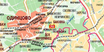 Фотографии и отзывы о коттеджном поселке «Баковка» (Одинцовский р-н МО)