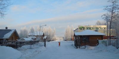 Фотографии и отзывы о коттеджном поселке «Юкковское» (Всеволожский р-н ЛО)