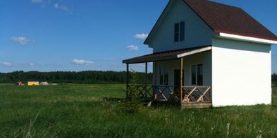 Фотографии и отзывы о коттеджном поселке «Рамецкое» (Тосненский р-н ЛО)