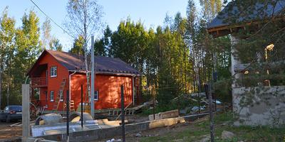 Фотографии и отзывы о коттеджном поселке «Лес Поле» (Всеволожский р-н ЛО)