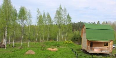 Фотографии и отзывы о коттеджном поселке «Ханнила» (Выборгский р-н ЛО)