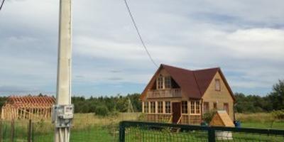 Фотографии и отзывы о коттеджном поселке «Острова» (Кировский р-н ЛО)