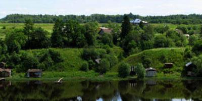 Фотографии и отзывы о коттеджном поселке «Волхов Яр» (Волховский р-н ЛО)
