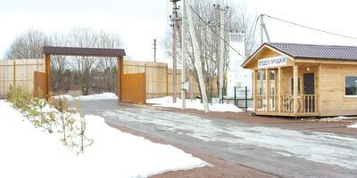 Фотографии и отзывы о коттеджном поселке «Поляны» (Ломоносовский р-н ЛО)