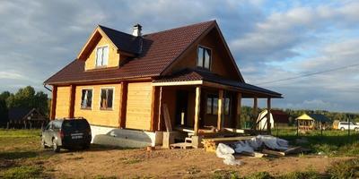 Фотографии и отзывы о коттеджном поселке «Заповедное» (Лужский р-н ЛО)