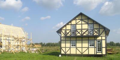 Фотографии и отзывы о коттеджном поселке «Изумрудная Долина» (Ломоносовский р-н ЛО)