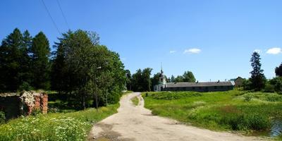 Фотографии и отзывы о коттеджном поселке «Усадьба Миниха» (Ломоносовский р-н ЛО)