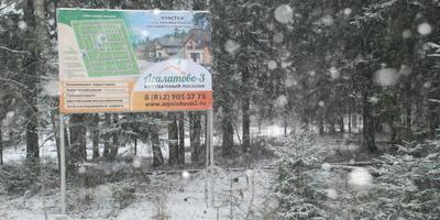 Фотографии и отзывы о коттеджном поселке «Агалатово-3» (Всеволожский р-н ЛО)