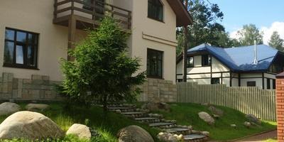 Фотографии и отзывы о коттеджном поселке «Черничное» (Приозерский р-н ЛО)
