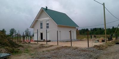 Фотографии и отзывы о коттеджном поселке «Большие Горки» (Ломоносовский р-н ЛО)