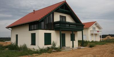 Фотографии и отзывы о коттеджном поселке «Австрийская деревня» (Ломоносовский р-н ЛО)