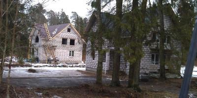 Фотографии и отзывы о коттеджном поселке «Два Берега» (Гатчинский р-н ЛО)
