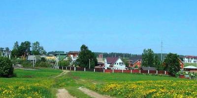Фотографии и отзывы о коттеджном поселке «Рублево» (Всеволожский р-н ЛО)