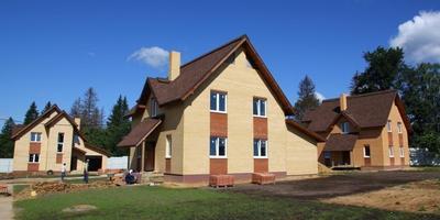 Фотографии и отзывы о коттеджном поселке «Глебово» (Истринский р-н МО)