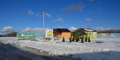 Фотографии и отзывы о коттеджном поселке «На Оке» (Каширский р-н МО)