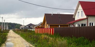 Фотографии и отзывы о коттеджном поселке «Радужный» (Раменский р-н МО)