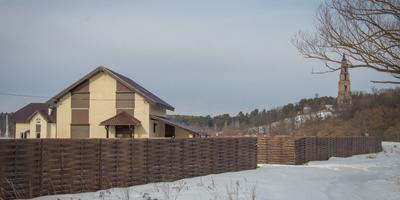 Фотографии и отзывы о коттеджном поселке «Яркино» (Серпуховский р-н МО)