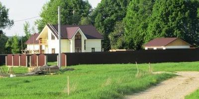 Фотографии и отзывы о коттеджном поселке «Заречье» (Можайский р-н МО)