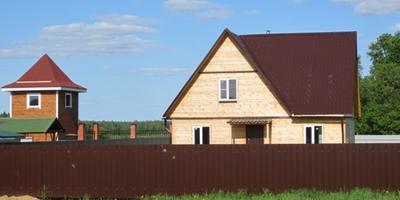 Фотографии и отзывы о коттеджном поселке «Лесная сказка» (Можайский р-н МО)