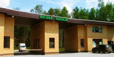 Фотографии и отзывы о коттеджном поселке «Лесной пейзаж 1;2» (Наро-Фоминский р-н МО)