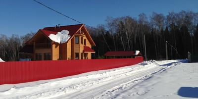 Фотографии и отзывы о коттеджном поселке «Услимово» (Тарусский р-н Калужской области)