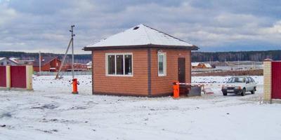 Фотографии и отзывы о коттеджном поселке «Шато» (Сысертский р-н Свердловской области)