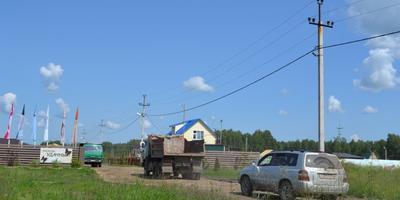 Фотографии и отзывы о коттеджном поселке «Удачный» (Новосибирский р-н Новосибирской области)