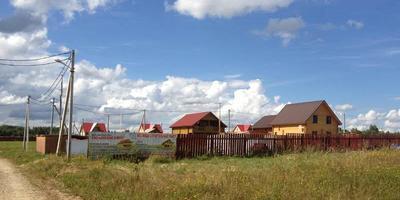 Фотографии и отзывы о коттеджном поселке «Полиносово» (Александровский р-н Владимирской области)