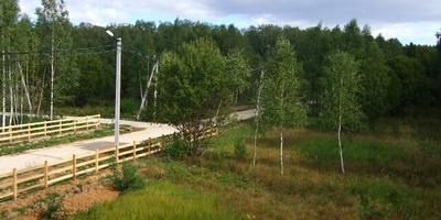 Фотографии и отзывы о коттеджном поселке «Гатничкое подворье» (Заокский р-н Тульской области)