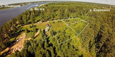 Фотографии и отзывы о коттеджном поселке «Коровино» (Мышкинский р-н Ярославской области)