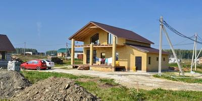 Фотографии и отзывы о коттеджном поселке «Новый исток» (Белоярский р-н Свердловской области)