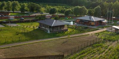 Фотографии и отзывы о коттеджном поселке «Приволье» (Заокский р-н Тульской области)