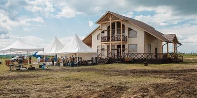 Фотографии и отзывы о коттеджном поселке «Пичугово море» (Ордынский р-н Новосибирской области)